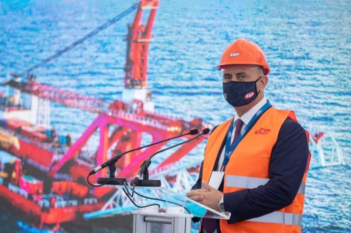 Romanian-American partnership GSP-BSOG develops the new gas exploitation infrastructure of Romanian offshore