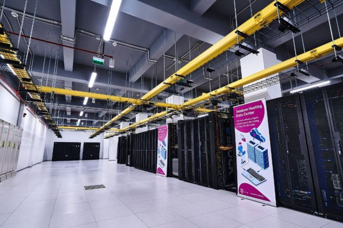 Telekom Romania launches two new hosting data centers following an investment of 3.5 million euros