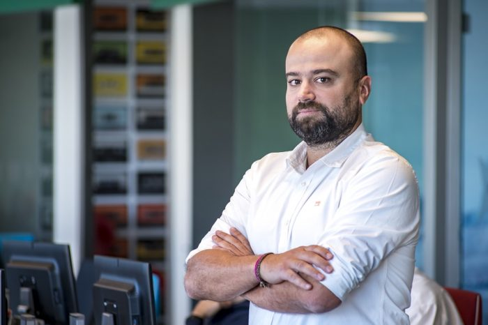 """Tudor Ionescu, CBRE: """"The leadership and the quality of the office will bring us back to the office"""""""