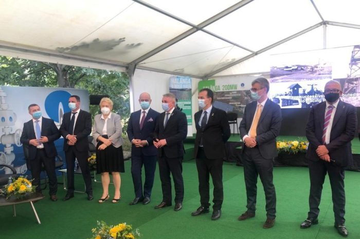 Romgaz and GSP Power signed a memorandum for the construction of a new 150 MW gas power plant and 50 MW photovoltaic park in Halânga
