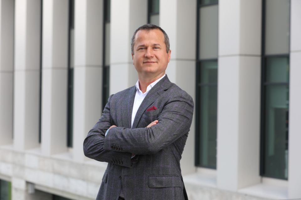 """Antoniu Panait, Vastint Romania: """"We are focusing on the tenant and existing projects and based on the market's demand we are ready to deliver new projects"""""""