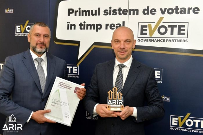 eVote, a company promoting easy access to GMS, joins ARIR