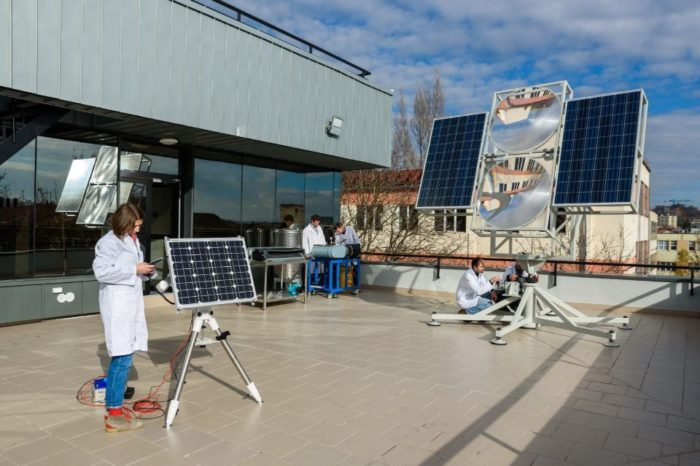 First mixed experimental science park for advanced technologies in alternative energies to be built in Cluj