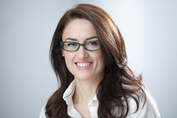"""Gabriela Neamțu, MOL România: """"It's important for the people to build a learning mindset in order to be prepared for what the future can bring"""""""