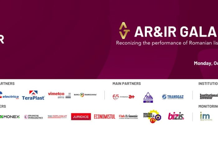 Performance of listed companies' communication and IR programs recognized by global investors