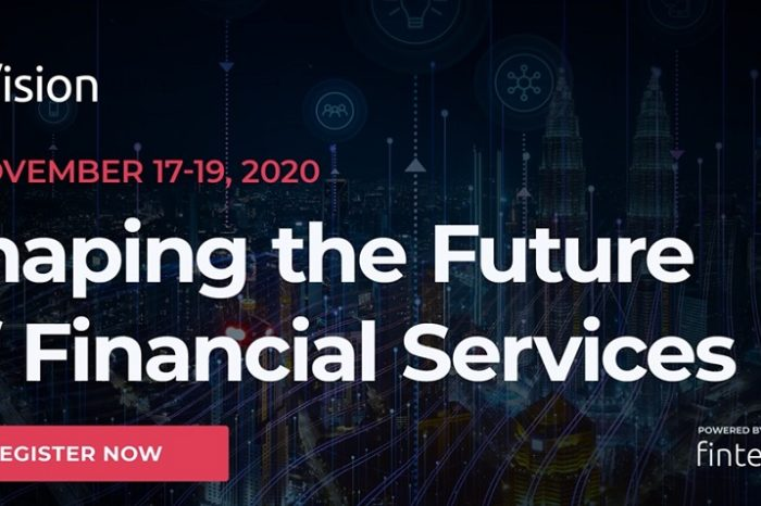 FintechOS organizes FinVision, a virtual event dedicated to innovation in the financial industry on November 17-19