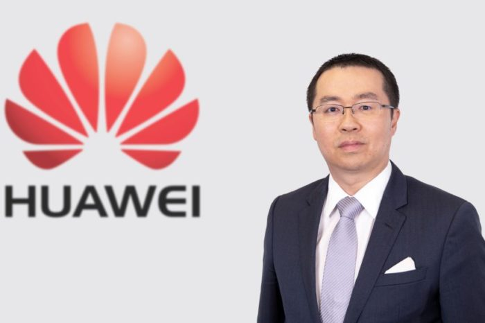 """George Zhang, CEO Huawei Romania: """"The resilience and performance of telecom networks in Romania was fully demonstrated this year"""""""