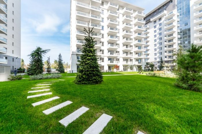 Impact Developer & Contractor invests 500,000 Euro in the green spaces of Luxuria Residence project