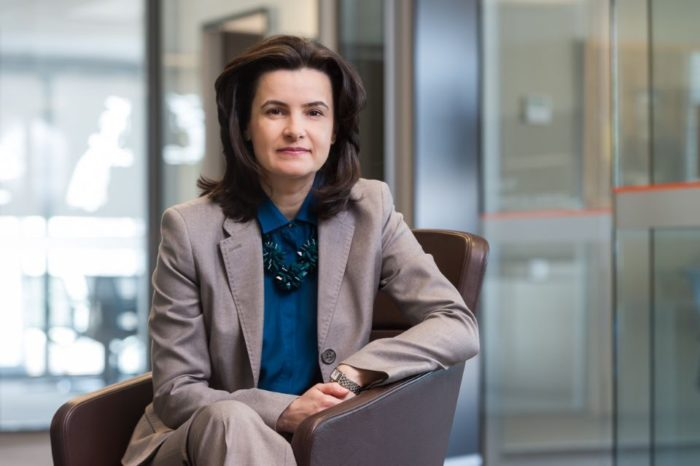"""Mihaela Bitu, ING Bank Romania: """"Our strong focus on digital transformation and customer experience will continue to be the main drivers for us in 2021"""""""