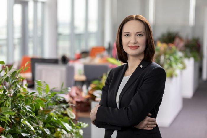 """Liudmila Climoc, CEO Orange Romania: """"Adapt, constantly learn, be open minded and stay realistically positive, by focusing on finding solutions"""""""