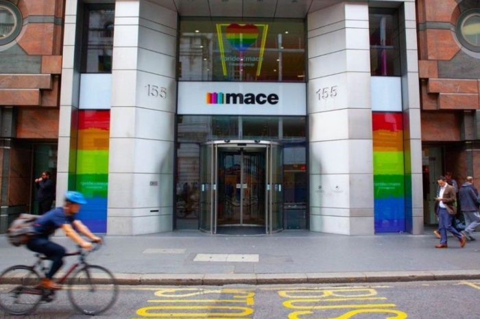 Consultancy and construction company Mace obtains 'The IMMUNE Building Standard' for its headquarters in London
