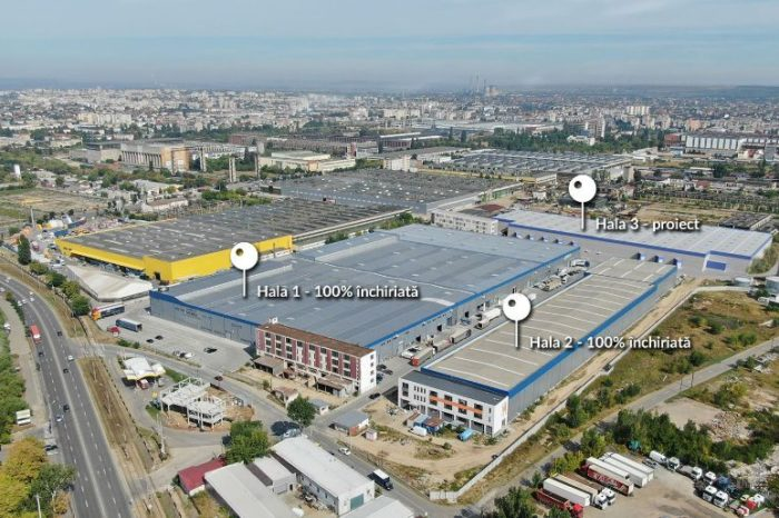 Romanian developer Zacaria announces deals for 47,000 sqm in the industrial segment this year