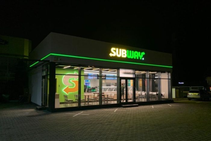 Subway opens new restaurant in Bistrita, reaches 38 units in Romania