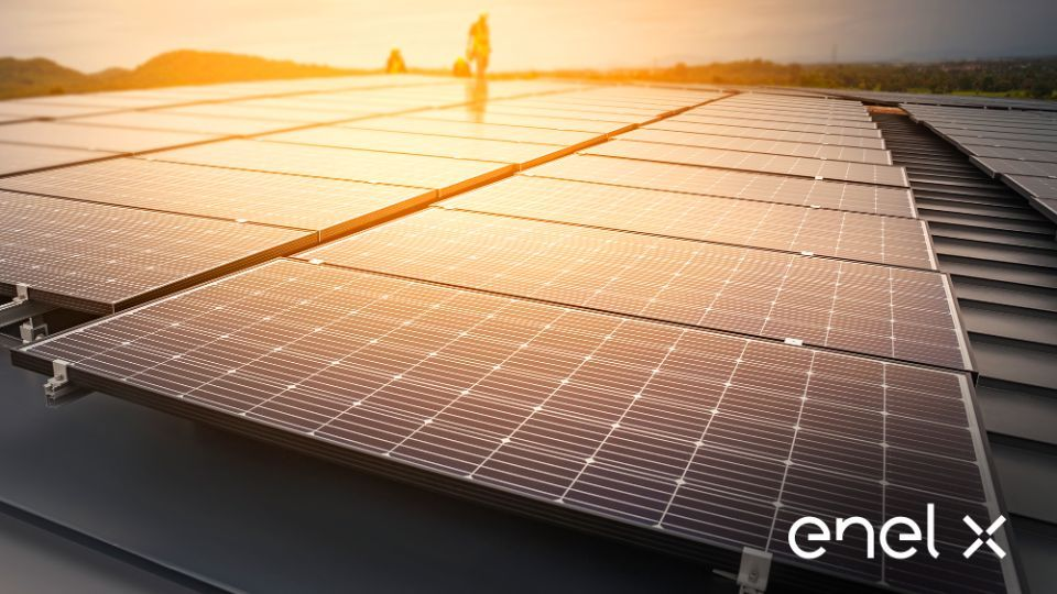 Enel X Romania installs over 1,200 photovoltaic panels for Mega Image