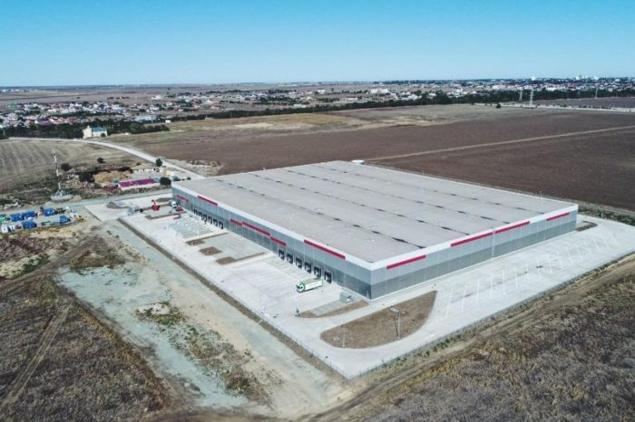 Mobexpert leased 2,000 sqm in Constanta Business Park