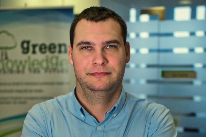 """Ionut Varga, Green Knowledge: """"We are supporters of waste selective collection and recycling in Romania"""""""