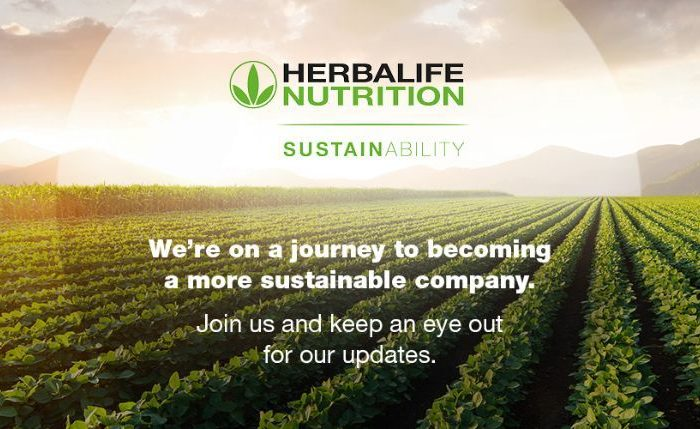 Herbalife Nutrition ranked world's #1 brand in weight management and wellbeing