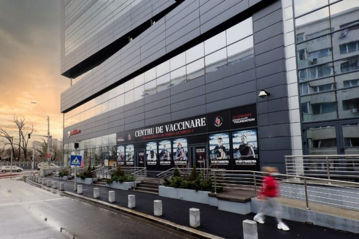 Globalworth offers office space for a COVID vaccination center in Bucharest