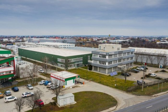 Cushman & Wakefield Echinox to manage the sale of REHAU properties in Romania