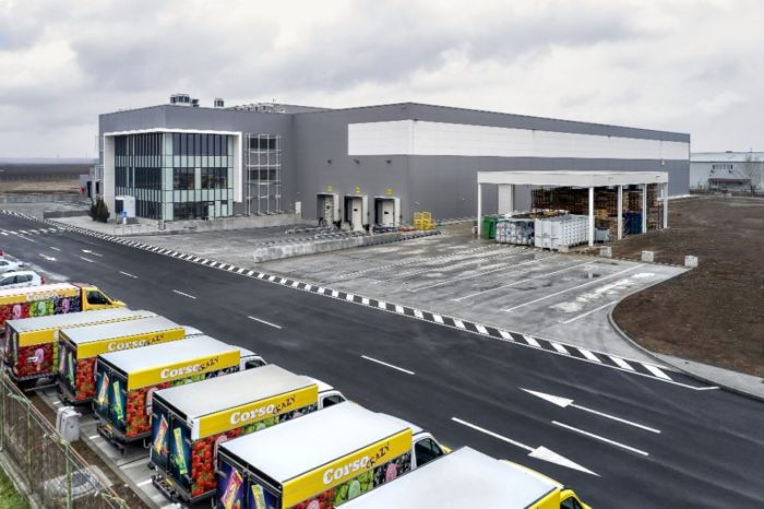 Romanian frozen foods distributor Macromex uses Schneider Electric solutions for new distribution centre near Bucharest