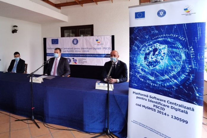 Romania's authority for digitalization launched the Centralized Software Platform for Digital Identification project