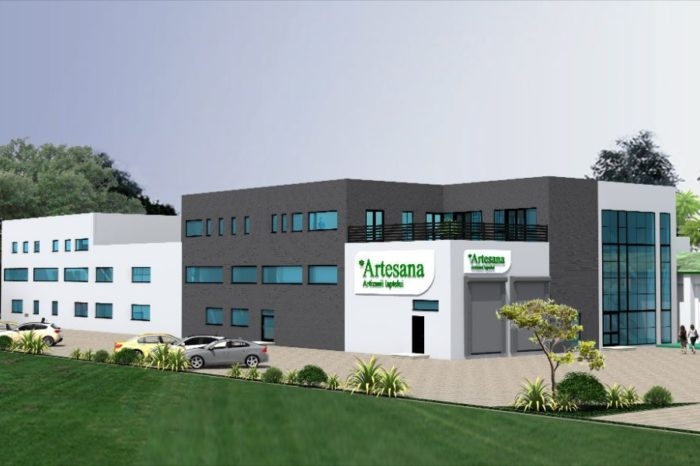Artesana invests 5 million Euro in the construction of a new artisanal dairy factory in Romania