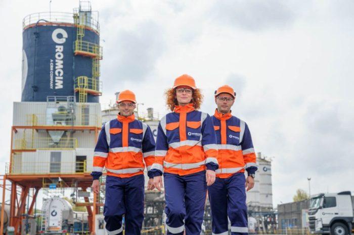 CRH Ciment Romania becomes ROMCIM
