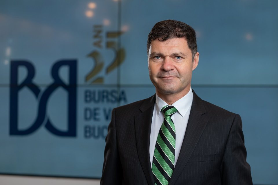"""Radu Hanga, BVB: """"The Stock Exchange is maturing and is fulfilling its role as the main financing channel for local companies"""""""