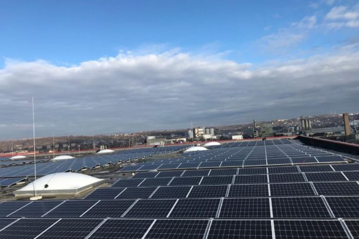 Enel X Romania installs over 2,800 photovoltaic panels for Penny
