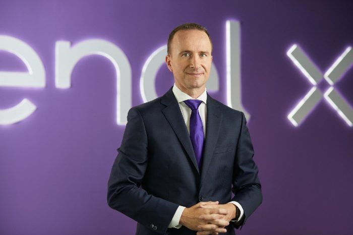 Daniel Ortiz  is the new GM of Enel X Romania