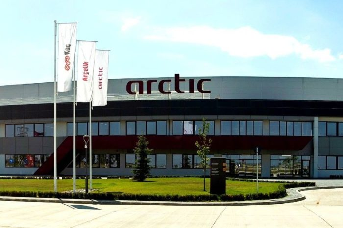 Arctic produced one million washing machines at its Ulmi factory