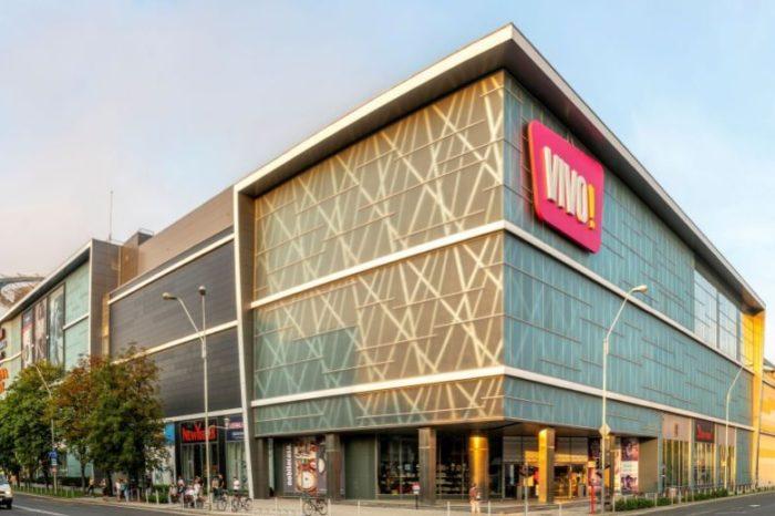 Immofinanz starts refurbishment process of VIVO! Baia Mare shopping center