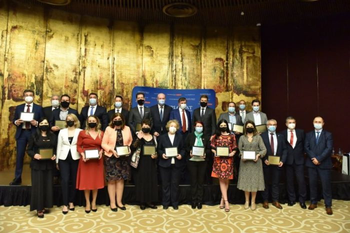 Here are the winners of the Energy Awards Gala 2021 by The Diplomat-Bucharest!