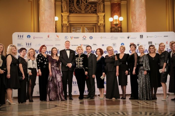 WOMEN IN ECONOMY Gala rewards business performance in atypical year