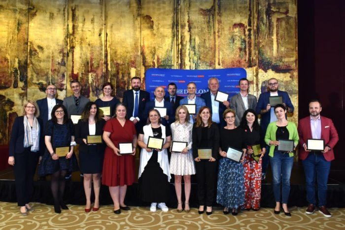 Here are the winners of the Sustainability in Business Awards 2021!