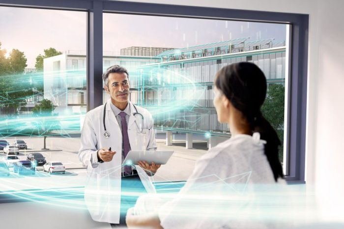 Smart Hospital Technology: mastering the healthcare challenges of today and tomorrow