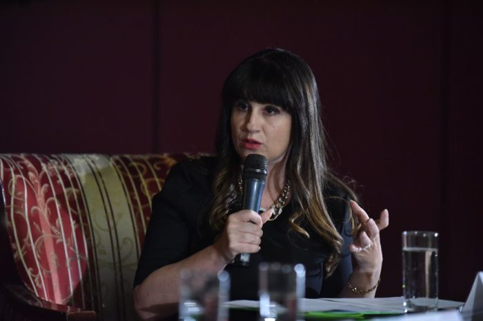 """Mihaela Croitoru, Founder INNOVA Project Consulting: """"We need investors to know the companies that carry out sustainable activities"""""""
