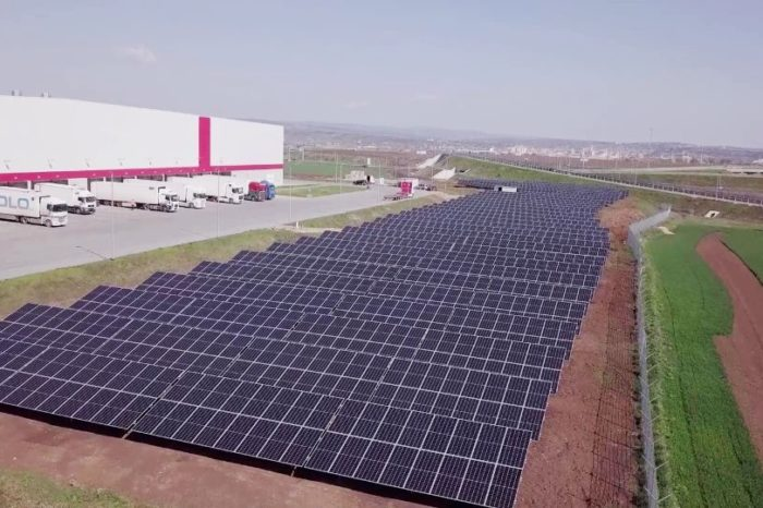 Enel X partners with Kaufland to build a one million Euro photovoltaic park