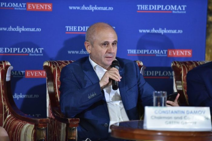"Constantin Damov, Chairman Green Group: ""Romania needs a strategy on sustainability"""