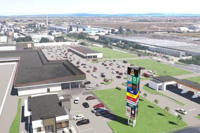 Polish investor Scallier acquires retail park in Timisoara