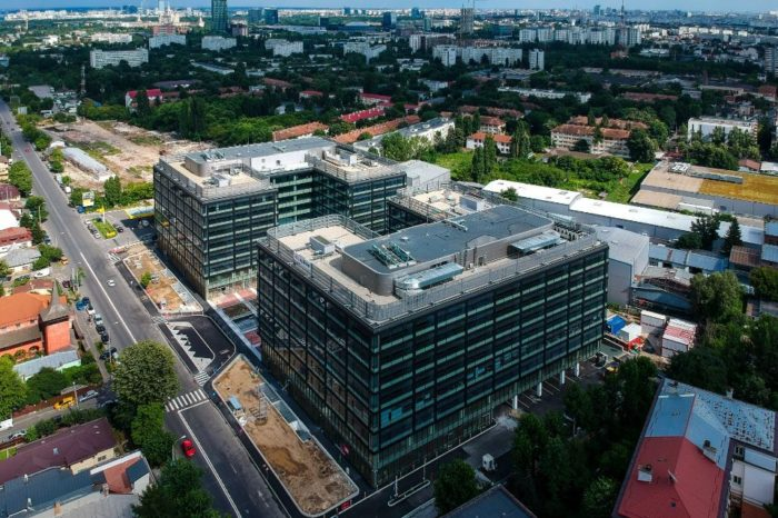 Portland Trust leases 2,500 sqm to Euroins in J8 Office Park