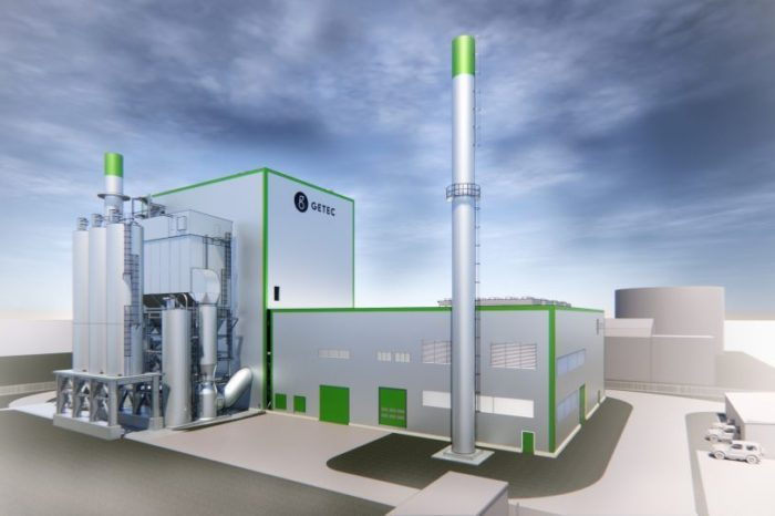 GETEC reached milestone in delivering CHP plant to Clariant