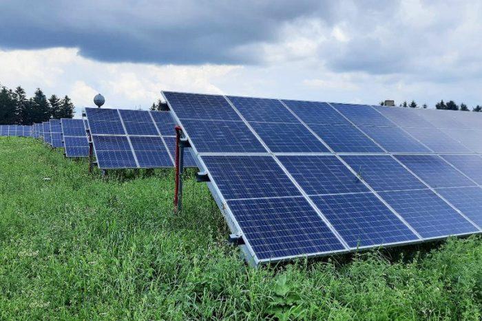 E.ON installed a photovoltaic power plant for Agricola Internațional Bacău