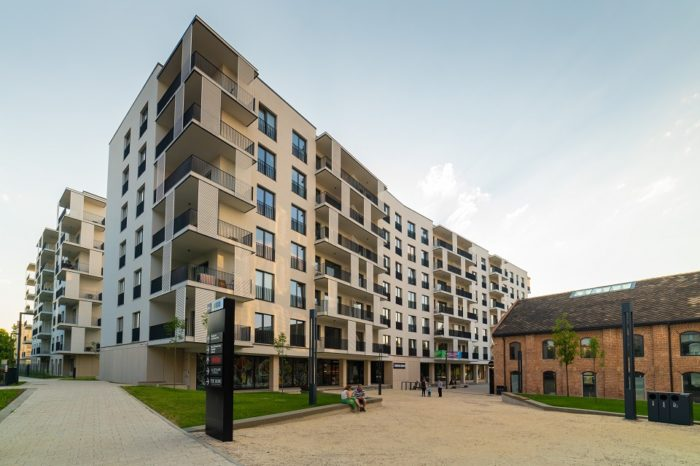 SPEEDWELL fully repays the 10.1-million-euro loan to BRD Société Générale Group, following the successful delivery of the residential project RECORD PARK in Cluj-Napoca