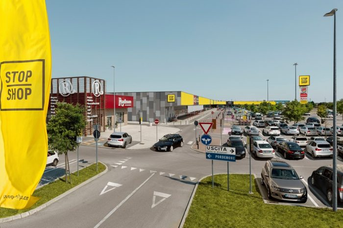 IMMOFINANZ adds Italy as a new market to its successful European STOP SHOP retail park portfolio