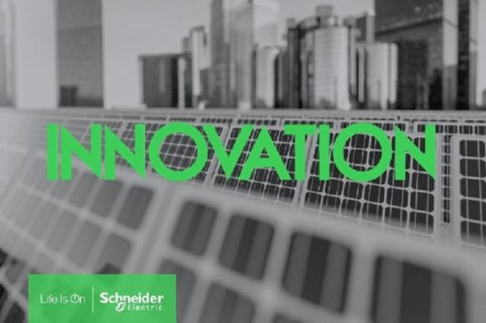 Schneider Electric wins the Microsoft Sustainability  Changemaker Partner of the Year Award