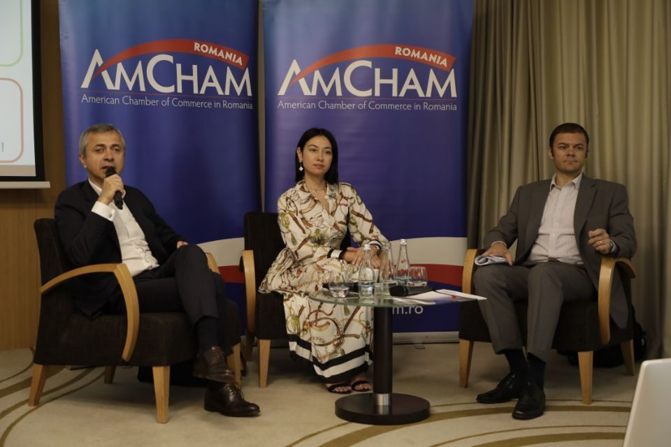 Business confidence in the investment climate in Romania is at a record level in 2021: AmCham