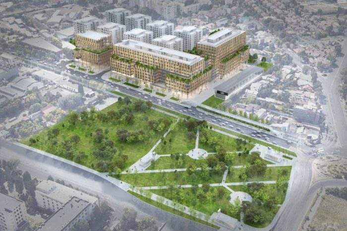 One United Properties announces 78 million Euro loan for One Cotroceni Park project