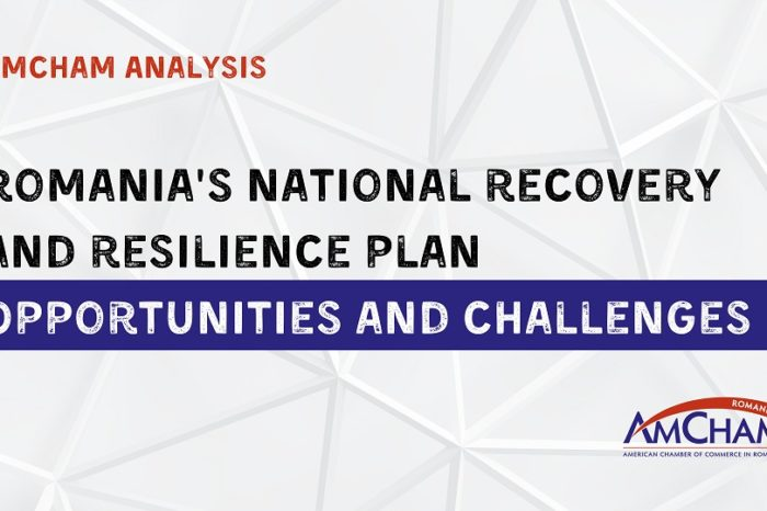 Horizon 2026: National Recovery and Resilience Plan - between opportunities and challenges for education (AmCham analysis)