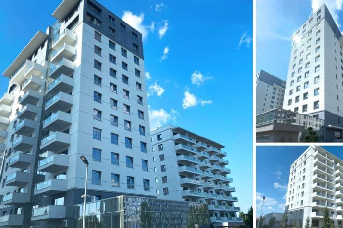 Real estate developer Impact completes Luxuria Residence project in Bucharest
